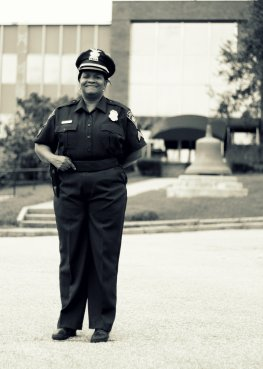 Cynthia Coleman, Police Officer, Mobile Police Department