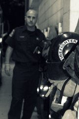 Chad Sprinkle, Firefighter, Mobile Fire and Rescue