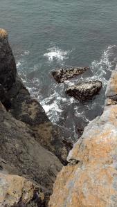 view of burren beach