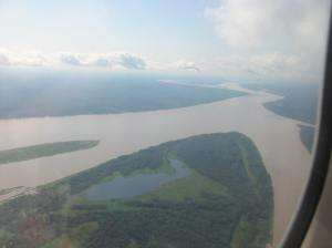Selva-- Flying over the Amazon 04